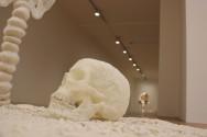 Memento Mori I, detalj. Foto: Turi Hoem